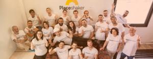 Interview team placeshaker